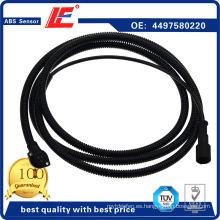Auto / Truck ABS Sensor Cable de conexión, Sistema de frenos antibloqueo Indicador de transductor Cable de conexión del sensor 4497580220 para Mecedes-Benz