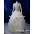 Акции Производителей Китая На Ближнем Востоке Дубай Свадебные Макси Платье Элегантный Мусульманин С Длинным
