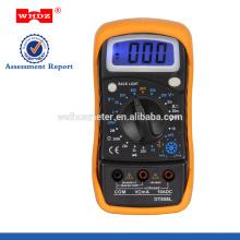 Цифровой мультиметр DT858L с температурной подсветкой