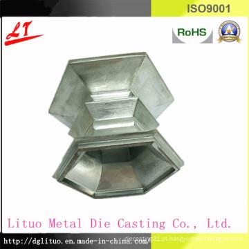 Liga de alumínio LED de iluminação base da lâmpada