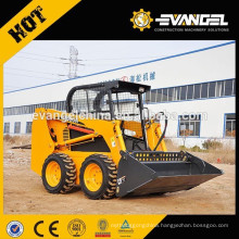 HYSOON Mini Skid Steer Loader HY700 With Attachments