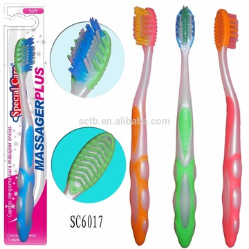 Direct buy china hot selling plastic tooth brush for adults