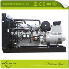Precio promocional de fábrica 600KW generador diesel silencioso con motor Perkin 4006-23TAG2A