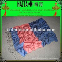 Mantón de seda tenssel bufanda
