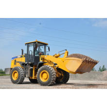 SEM639C Small Wheel Loader Premium Performance en venta