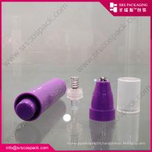 China Press Plastic Sample Roll On Perfum Bottle