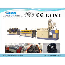 PVC/PE/PP Corrugated Pipe Extrusion Line