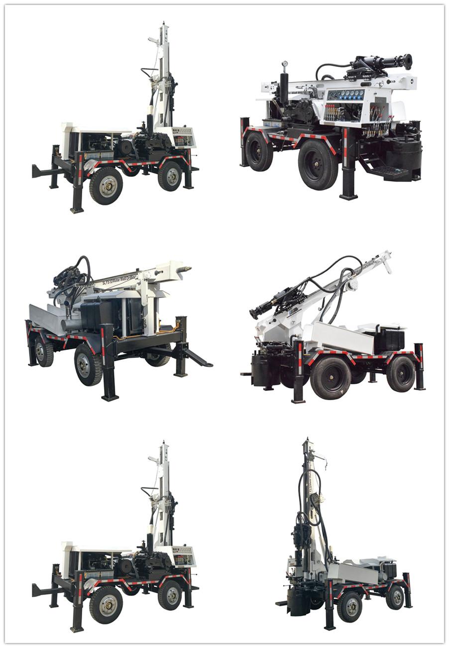 SLY510 wheel rig