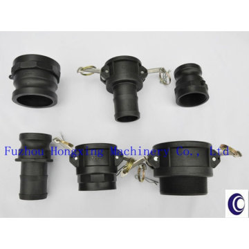 PP camlock coupling hose quick fitting
