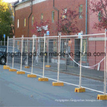 Low Price Australia Temporary Fence/Movable Metal Fencing/Galvanized Temporary Fence Panels