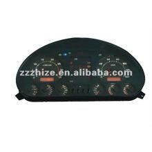 auto peças Combinação instrumento para Yutong Kinglong