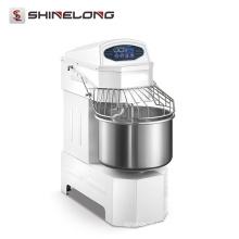 Misturadores em espiral de dupla velocidade Misturador de massa de pão / pão de 20 litros