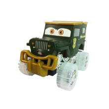 Cartoon Friction off-Road Car with Music and Light (10213429)