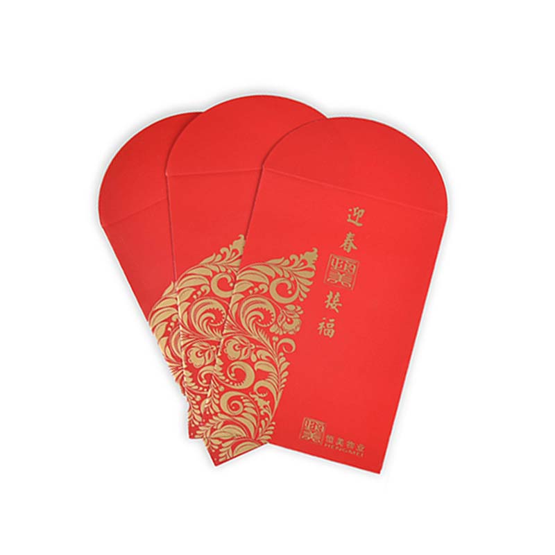 The Quality Red Envelope Paper Bag