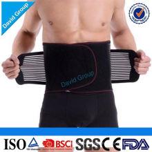 Money Safe Alibaba Top Supplier Wholesale Custom Back And Shoulders Support Belt For Men