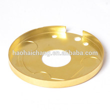 Chinese manufacturer stamping ptc heater elements steel flange