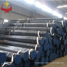 norma DIN 1629 st.37.0 tubulação de aço sem costura/aço tubo tamanhos/tubulação de aço