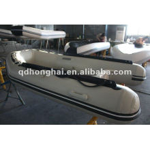 mini-rigid fiberglass hull RIB boat RIB270 with CE