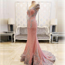2017 Free Shipping Sexy Mermaid Prom Dresses vestidos de noiva Evening Gowns New Arrivals