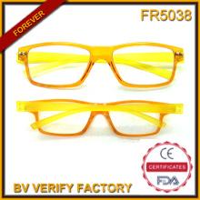 Fr5038 ins Leben gerufen neuesten Ultra dünne Tr Material Slim Style Lunettes De Lecture Gläser aus China