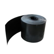 Película de mascota negra resistente a la combustión para embalaje electrónico