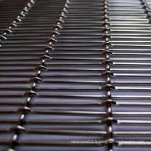 Mesh métallique décoratif en acier inoxydable de haute qualité (TYC-043)