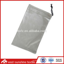 Customized Drawstring Sunglasses Microfiber Bag