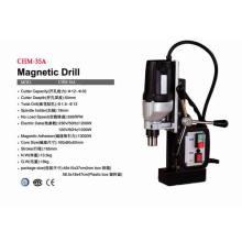 Магнитная дрель Chm-35A, сверление с сердечником