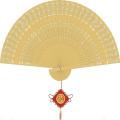 Hot Sale Foldable Bamboo Hand Fan