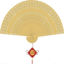 Hot Sale Foldable Bamboo Hand Fan