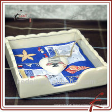 Keramik-Tissue-Box-Halter