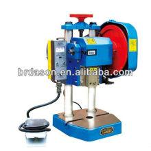 Máquina de perfuração da válvula da respiração da máscara protectora