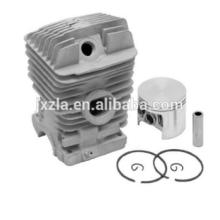 Scie à chaîne en aluminium 25cc 40cc 39cc 45cc 46cc 48cc 50cc 52cc 58cc 72cc cylindre à chaîne