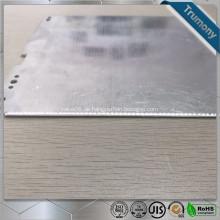 Supraleitendes Flachaluminium-Wärmerohr aus Verbundwerkstoff