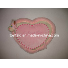 Valentine Plush Cushion Stuffed Animal Pillow