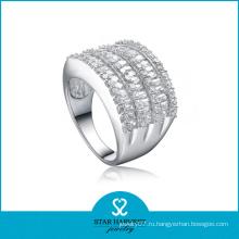 Стерлинговый серебристый стерлинговый серебристый (R-0046)