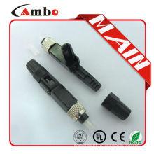 FTTH кабель для подключения оптического кабеля FC быстрый разъем