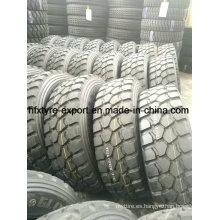 Neumático/85r20 365 365/80r20, neumático de marca Advance, militares y neumáticos para grúa neumático Radial OTR