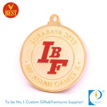 Fornecimento de alta qualidade Ibf cozimento verniz carimbar medalha de lembrança a preço de fábrica