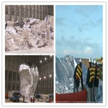 Feuille d'aluminium / feuille de nylon