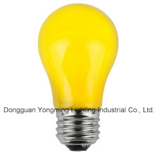 A15 15W / 25W / 30W Glühlampe mit gelber Farbe