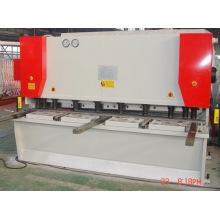 QC12y-20X6000 máquina de corte de chapa metálica hidráulica