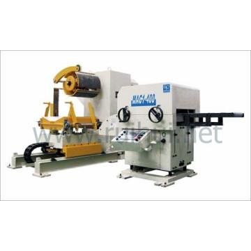 Chargeur automatique de feuille de bobine avec Straightener pour Press Line dans The Major Automotive OEM