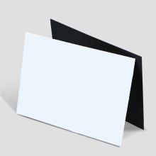 Lámina rígida de PVC de color termoformado imprimible