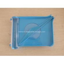 Plateau en plastique de compteur de pilule de prix usine avec la spatule