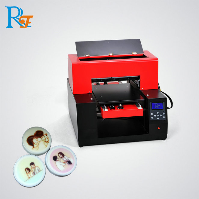 Printer With Coffee Maker