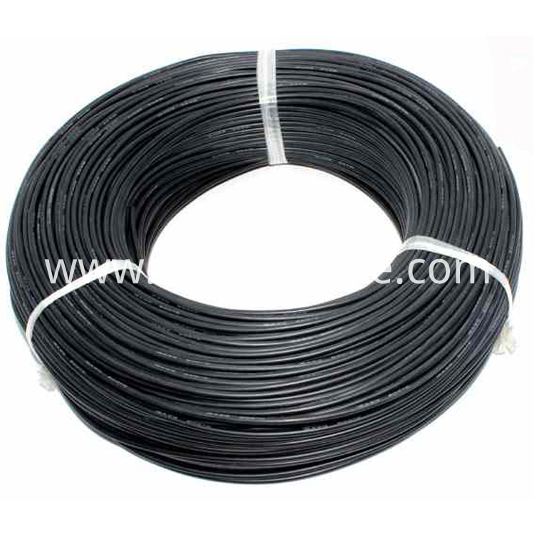 Oil-Flame Silver Plated Copper Wire Silicone Cable
