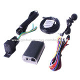 Mini GPS Vehicle Tracker/GSM Car Alarm with SOS Button and Arm/Disarm System