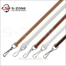 High quality drapery push pull rod curtain sticks