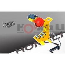 HONGLI steel tube cutting machine QG8/QG12